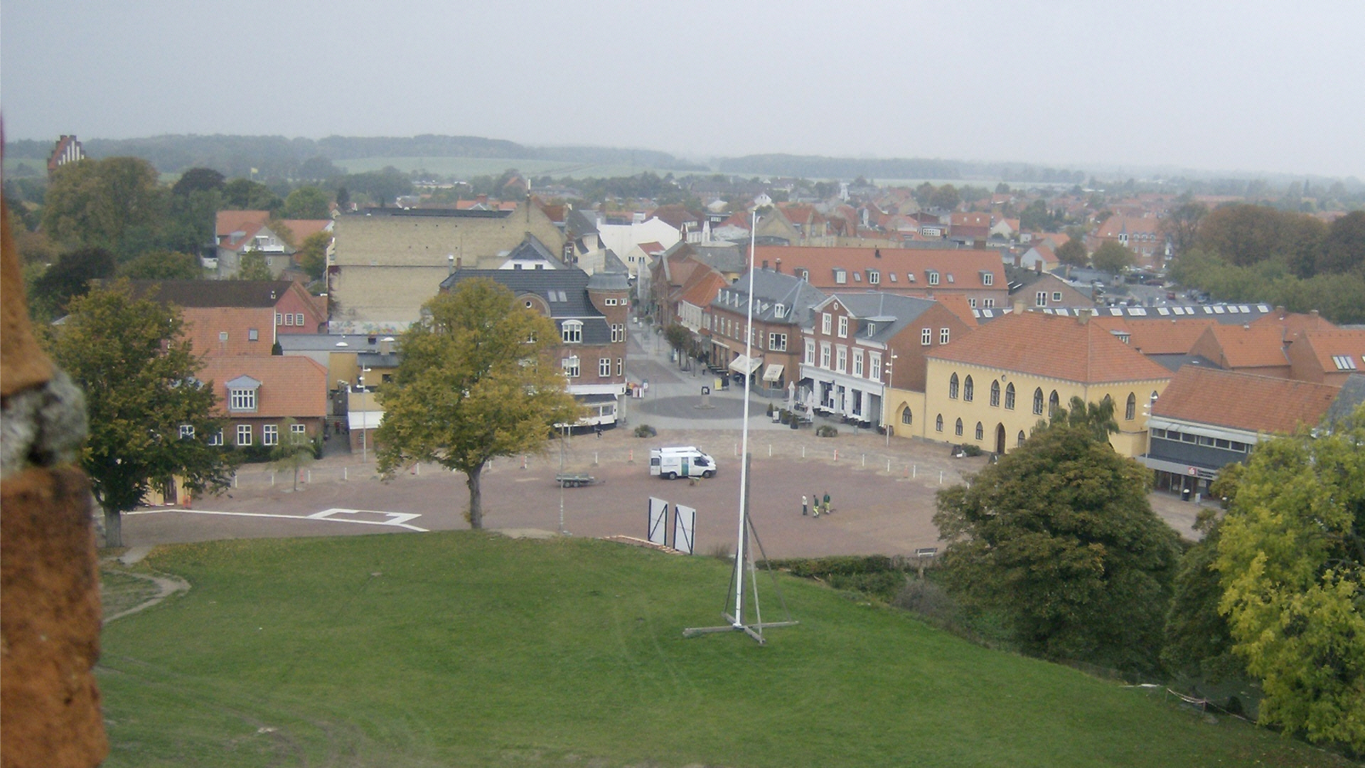 Vordingborg. Region Zealand. Denmark. Copyright © InterConsult21