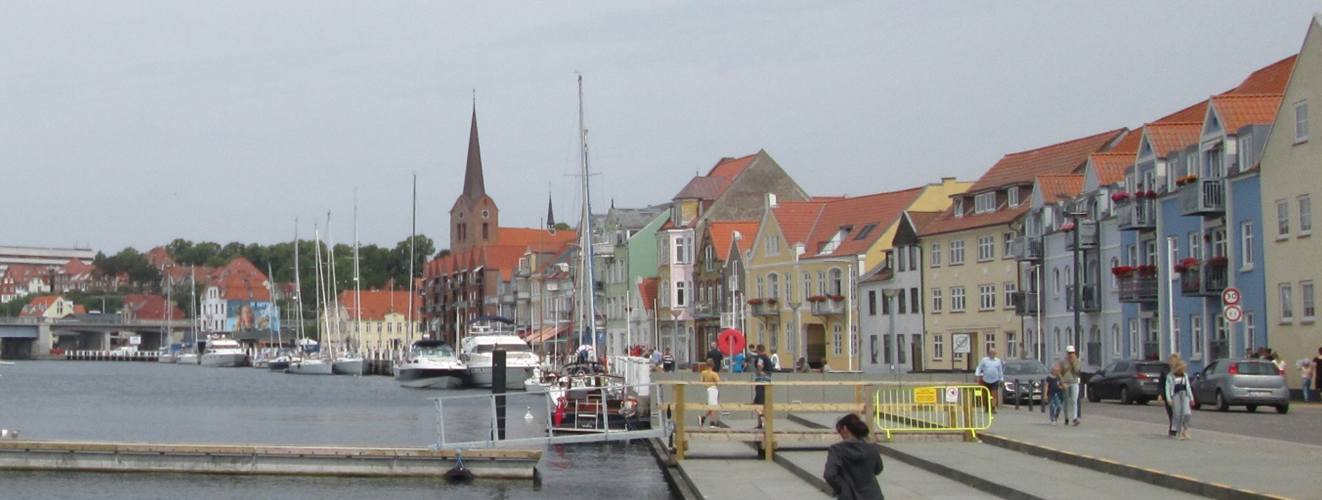 Soenderborg / Sønderborg Region South Denmark / Danmark Cities